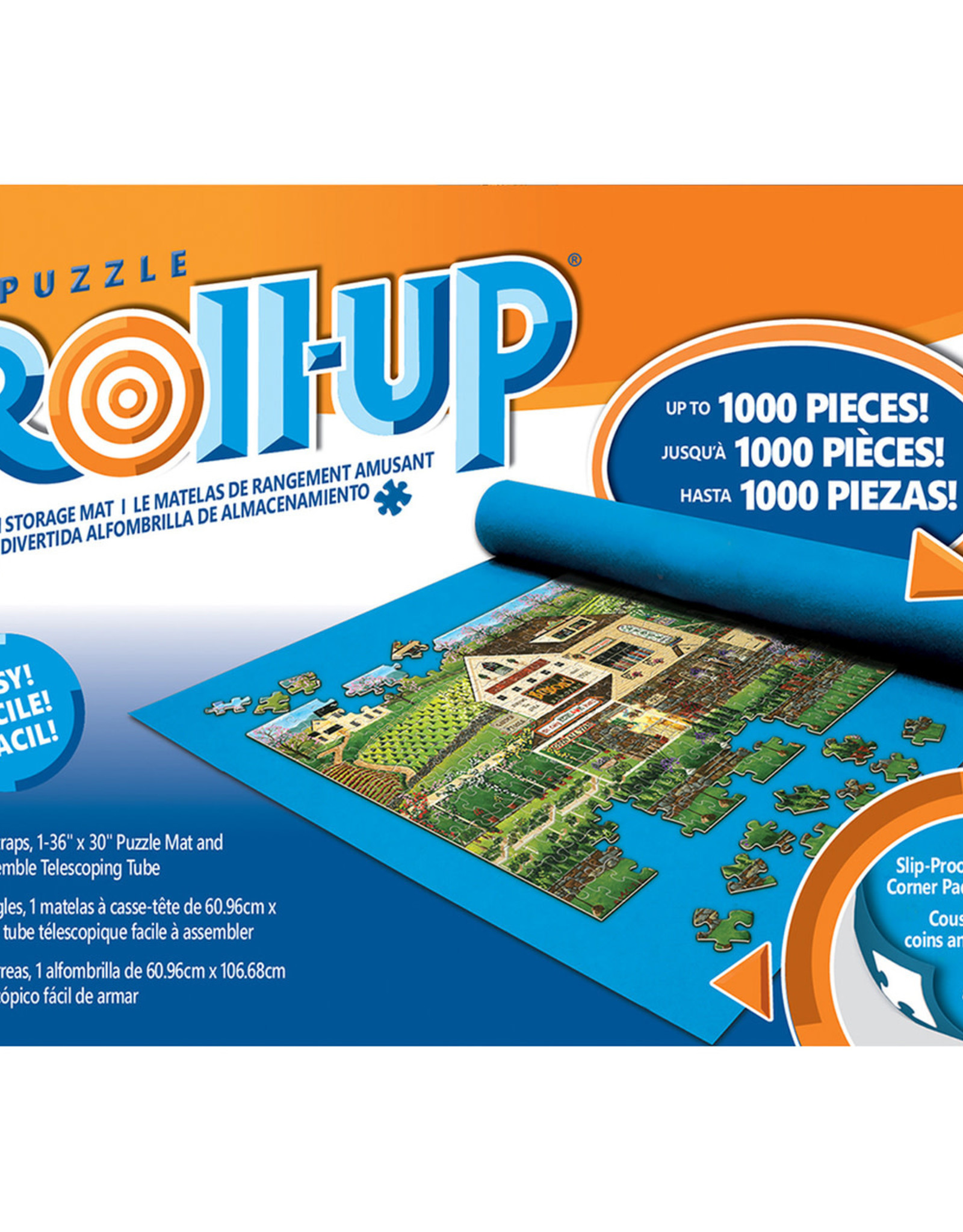 Master Pieces Puzzle Roll-Up 30x30