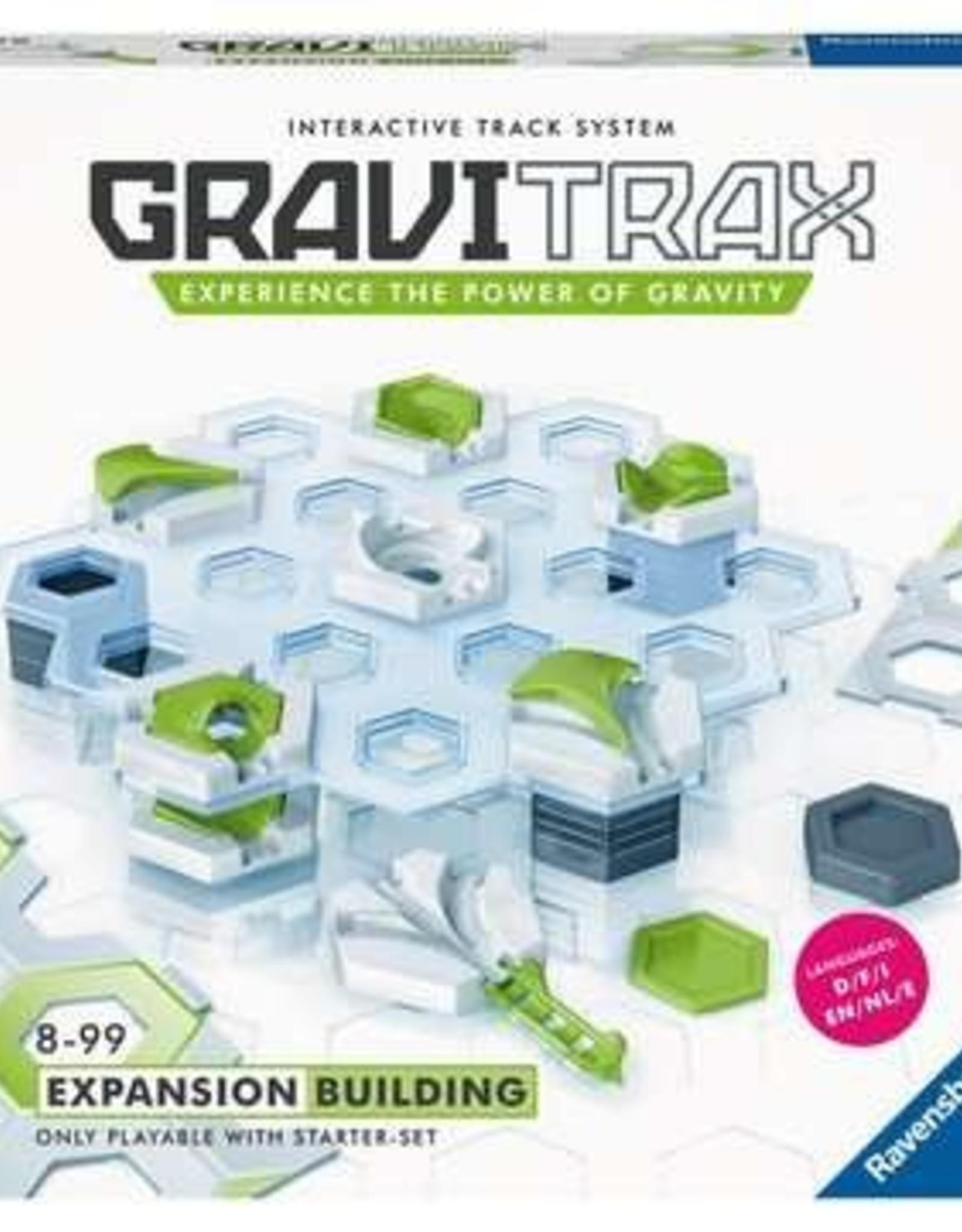 Ravensburger Gravitrax Expansion Building