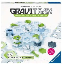 Ravensburger Gravitrax Expansion Building