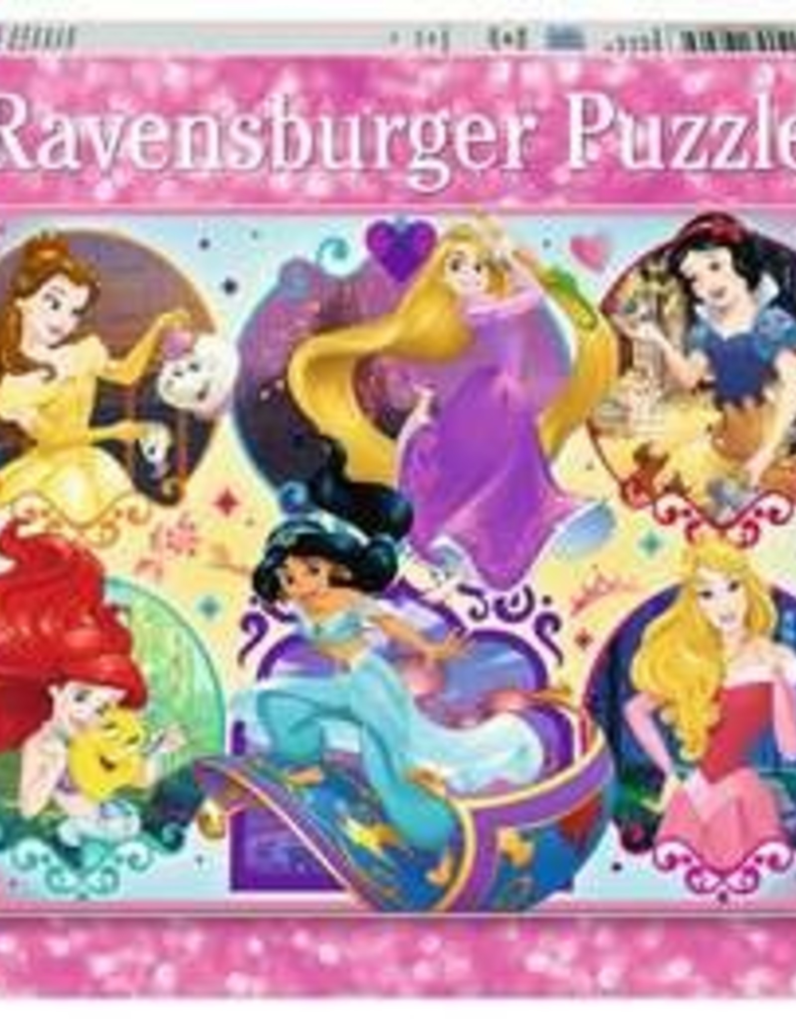 Ravensburger 100pc Be Strong Be You Disney Princesses