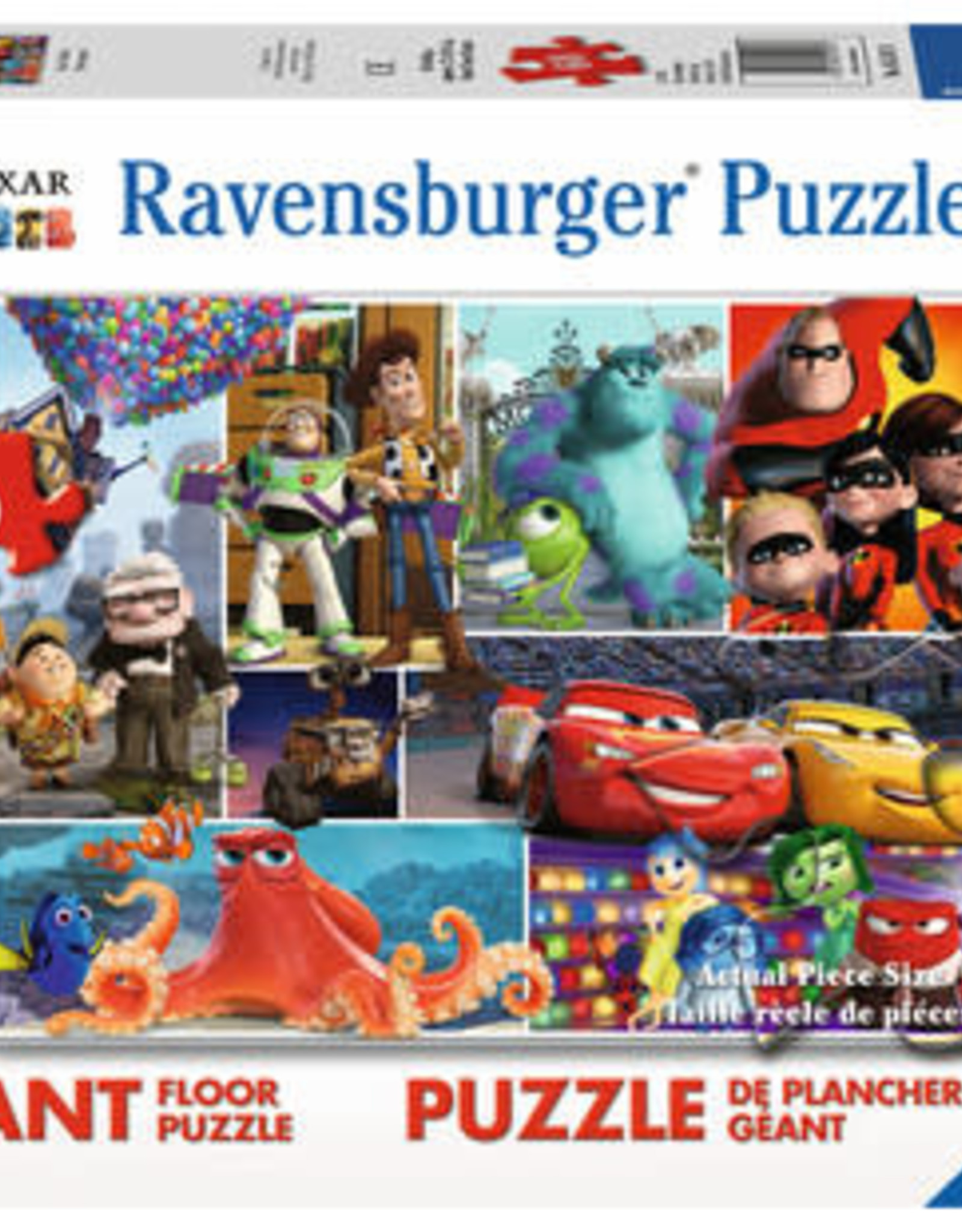 Ravensburger 60pc Floor Puzzle Pixar Friends