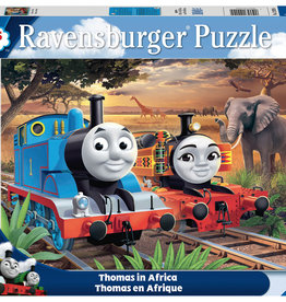 Ravensburger 100 pc Thomas in Africa