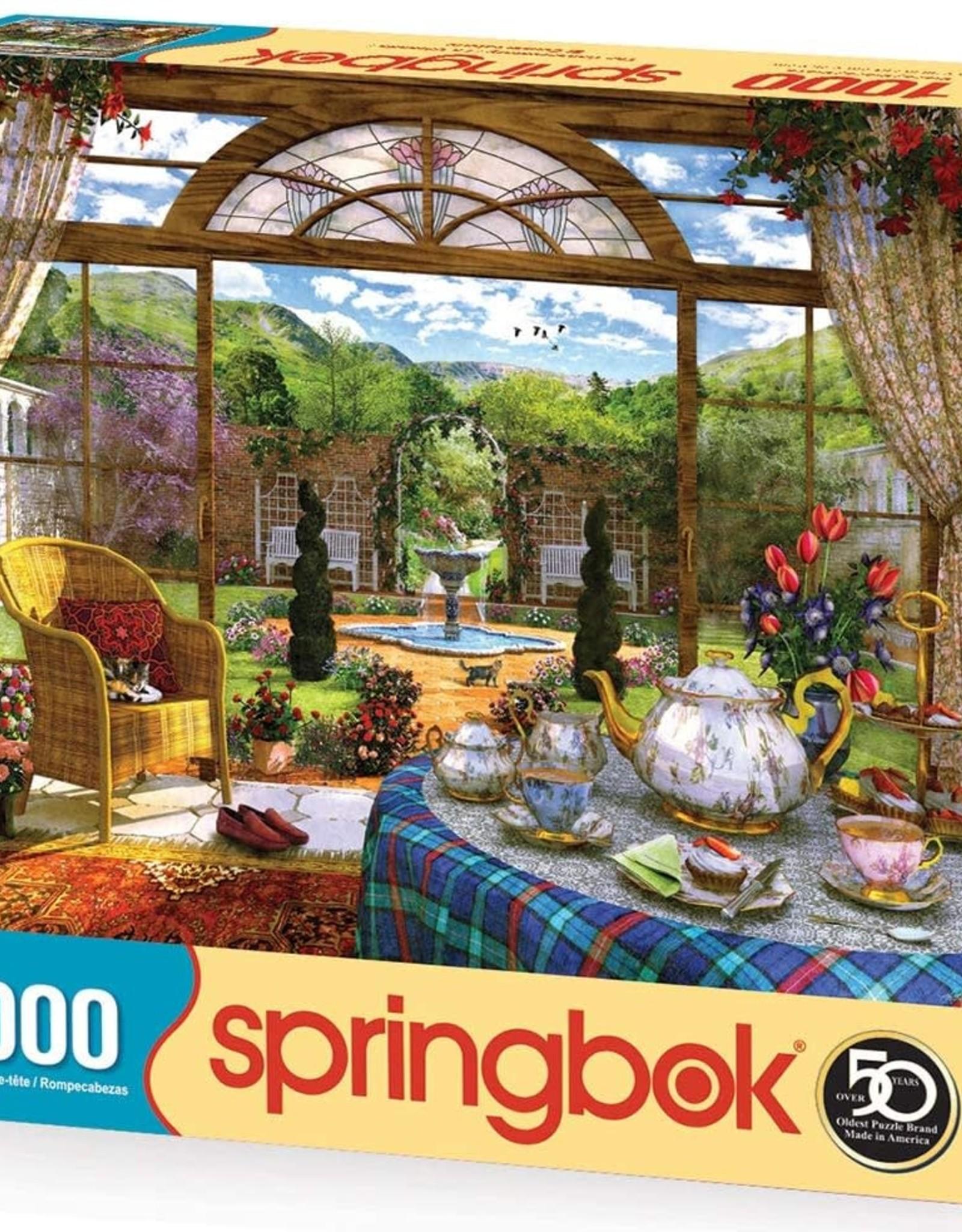 Springbok 1000pc The Conservatory