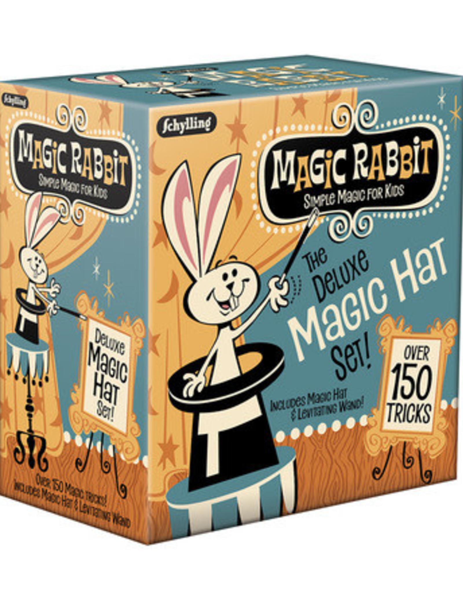 Schylling Deluxe Magic Hat Set