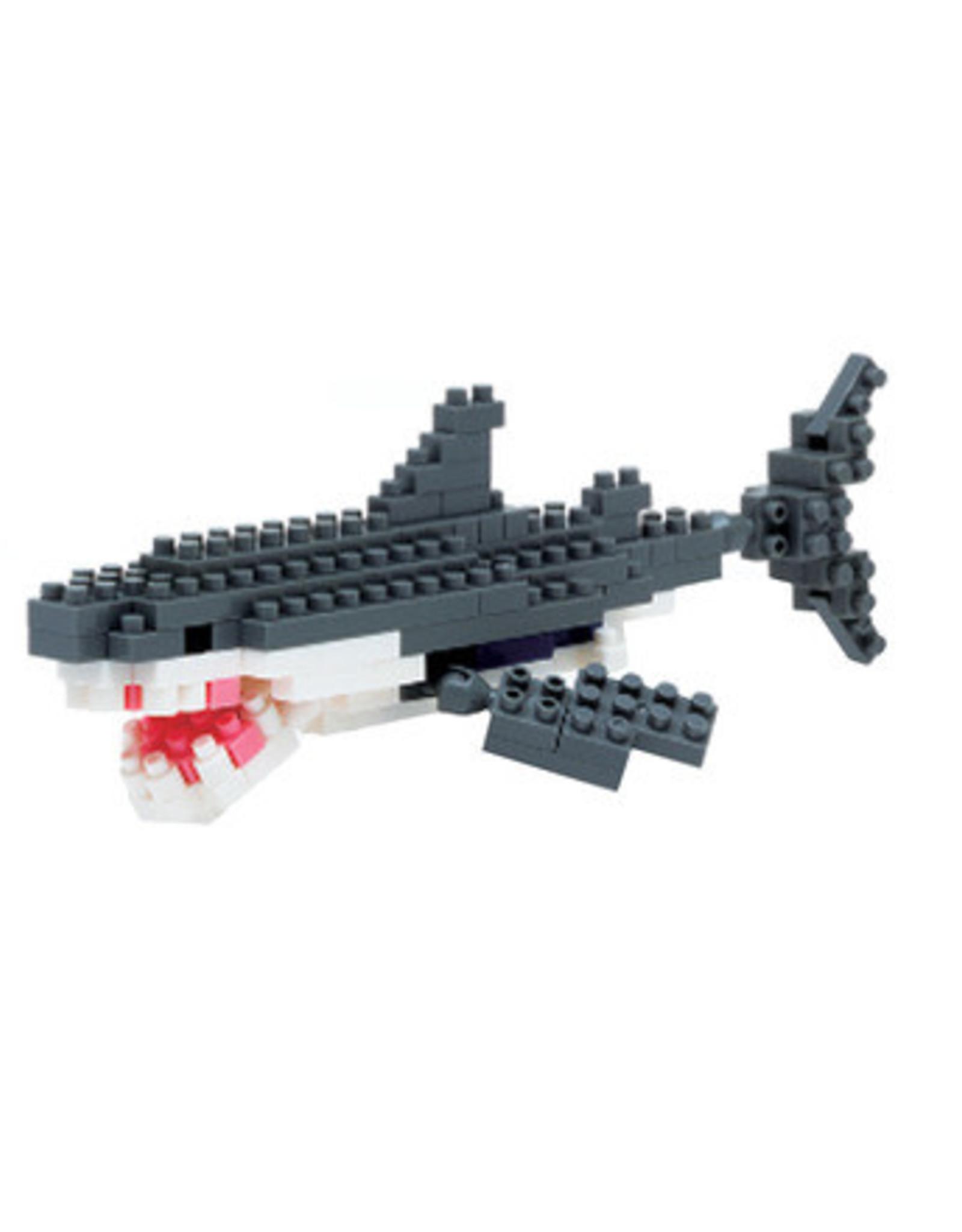 Schylling Nanoblock Great White Shark