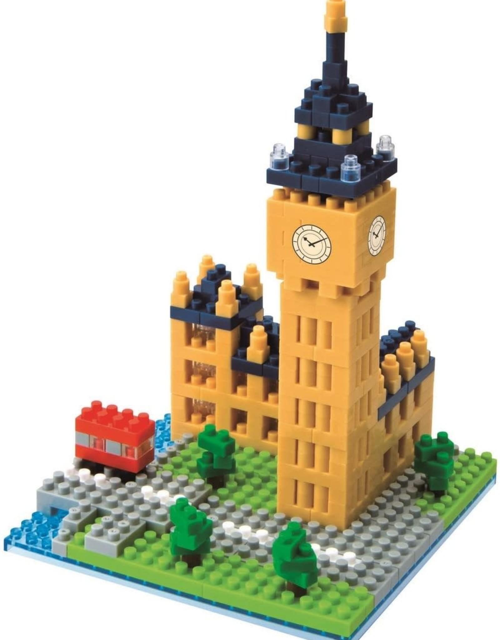 Schylling Nanoblock Big Ben