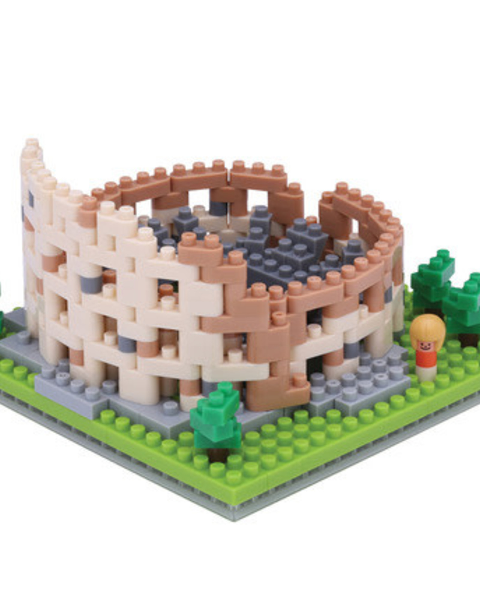 Schylling Nanoblock Colosseum