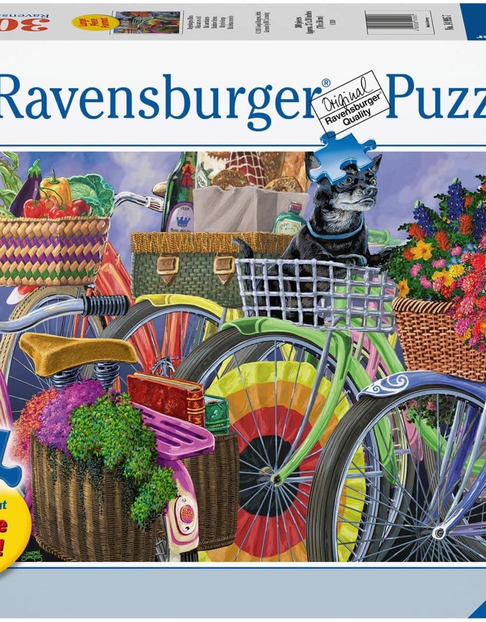 Ravensburger 300pc Bicycle Group