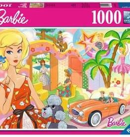Ravensburger 1000 pc Vintage Barbie