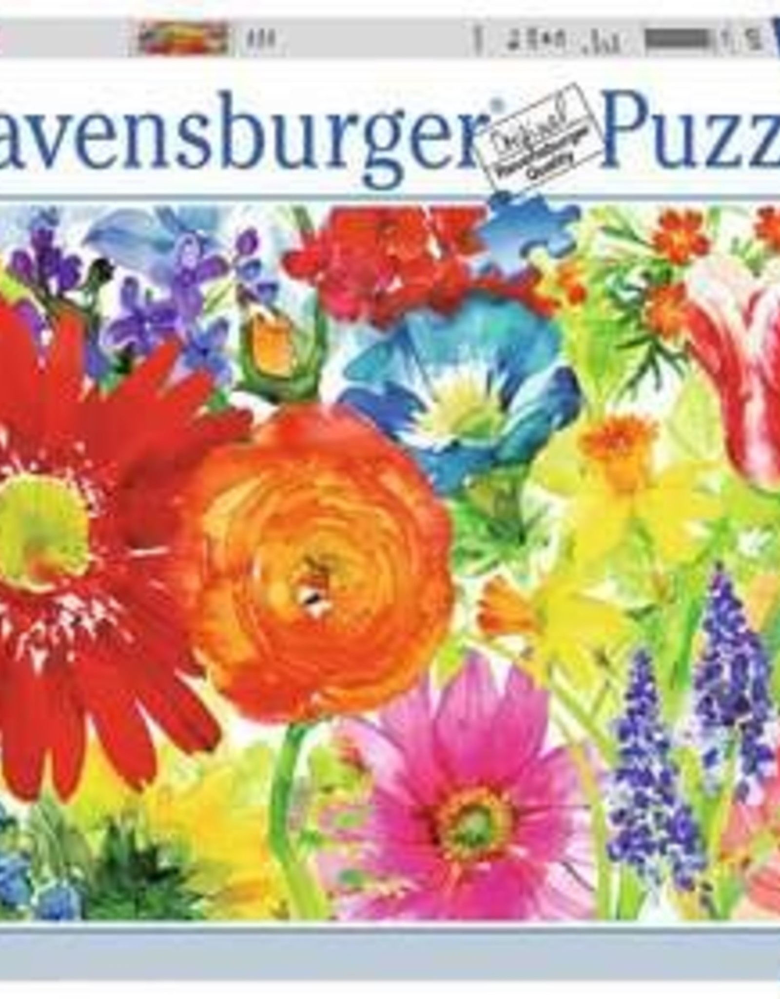 Ravensburger 1000pc Abundant Blooms