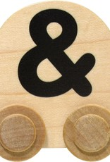 Maple Landmark Name Train Ampersand
