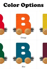 Maple Landmark Name Train B