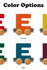 Maple Landmark Name Train E