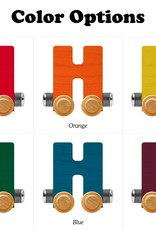 Maple Landmark Name Train H