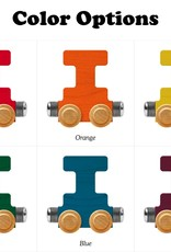 Maple Landmark Name Train I
