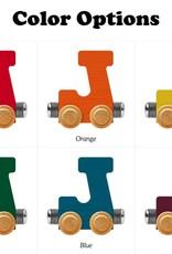 Maple Landmark Name Train J