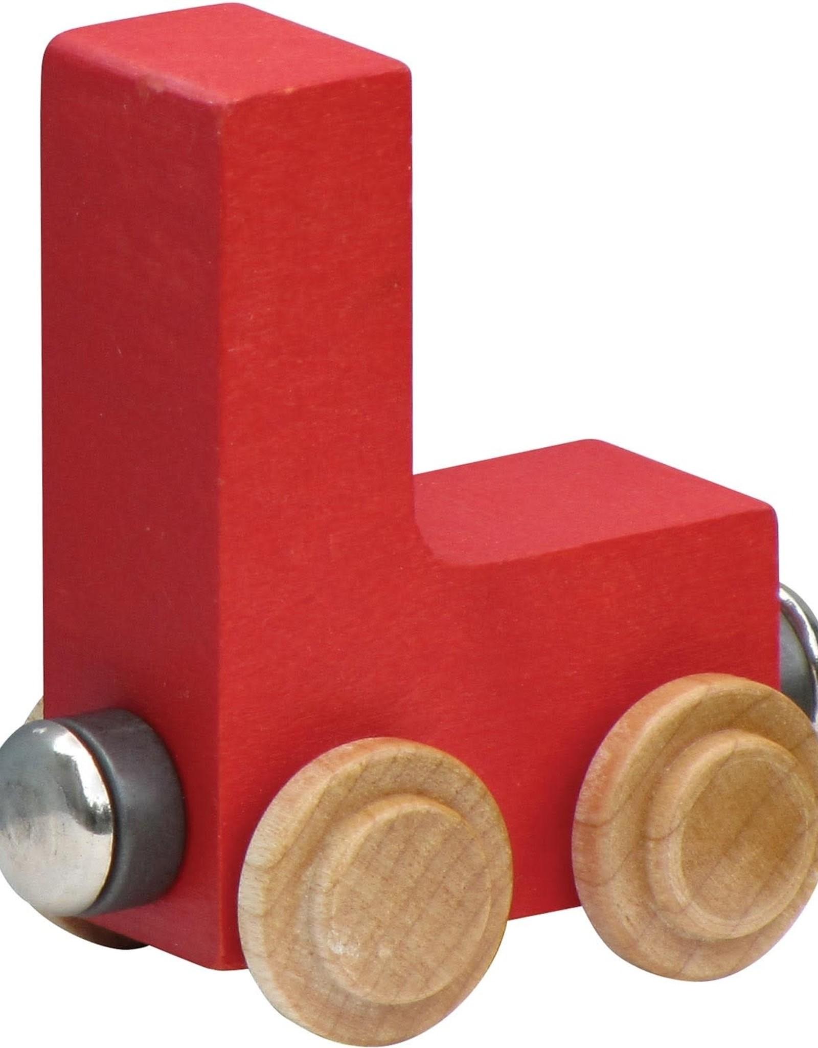 Maple Landmark Name Train L