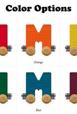 Maple Landmark Name Train M