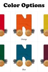 Maple Landmark Name Train N