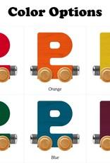 Maple Landmark Name Train P