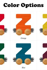 Maple Landmark Name Train Z