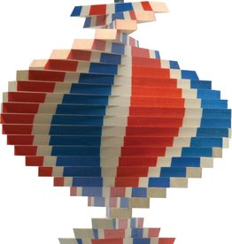 Maple Landmark Maple Wind Spinner Red White & Blue
