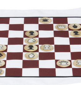 Maple Landmark Chess Set
