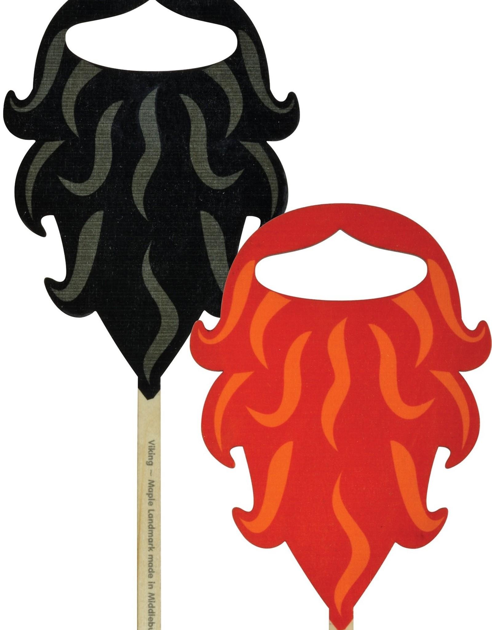 Maple Landmark Silly Sticks Viking Beard