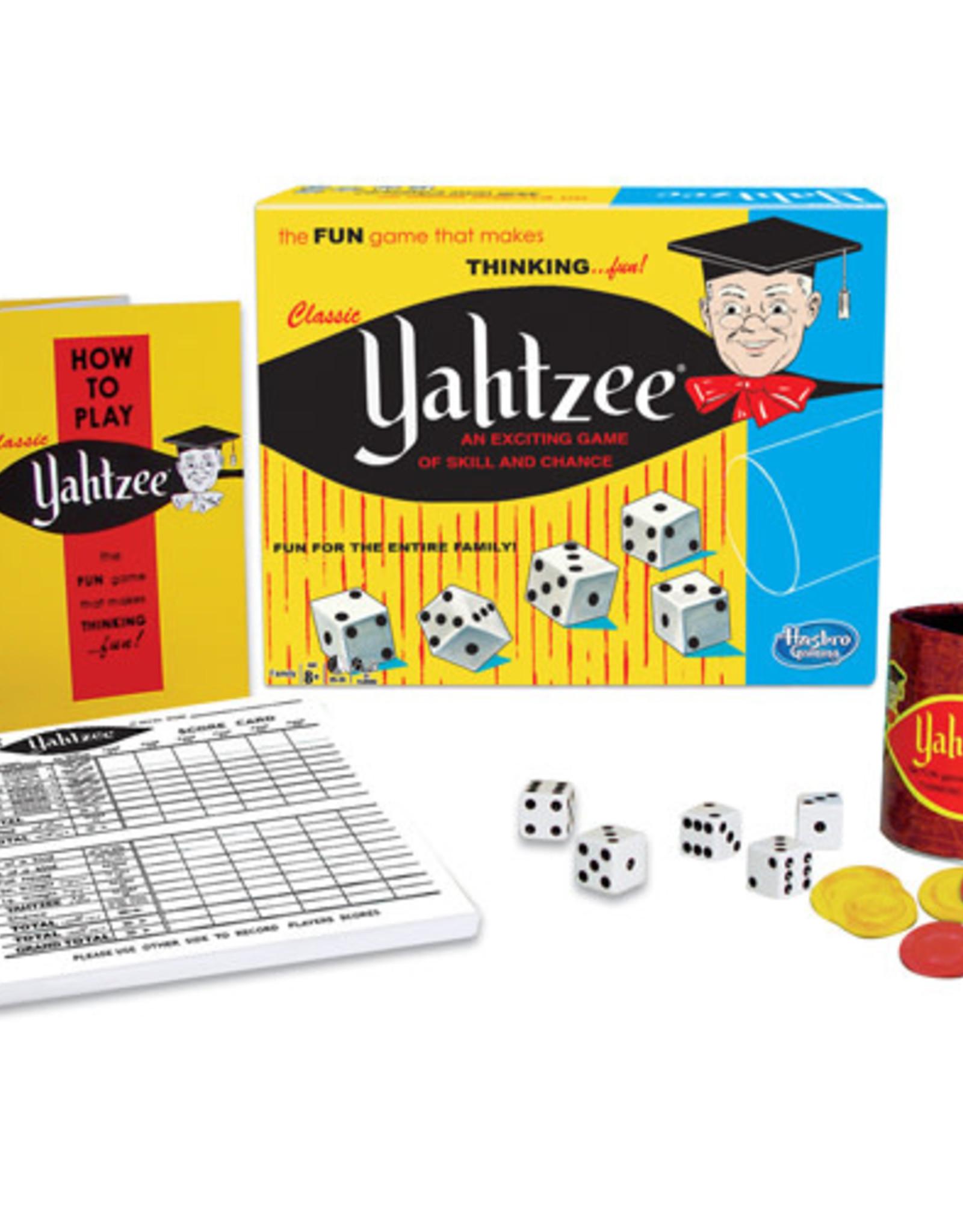 Hasbro Yahtzee Classic