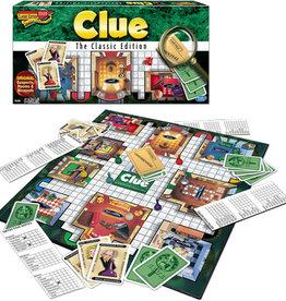 Hasbro Clue The Classic Edition