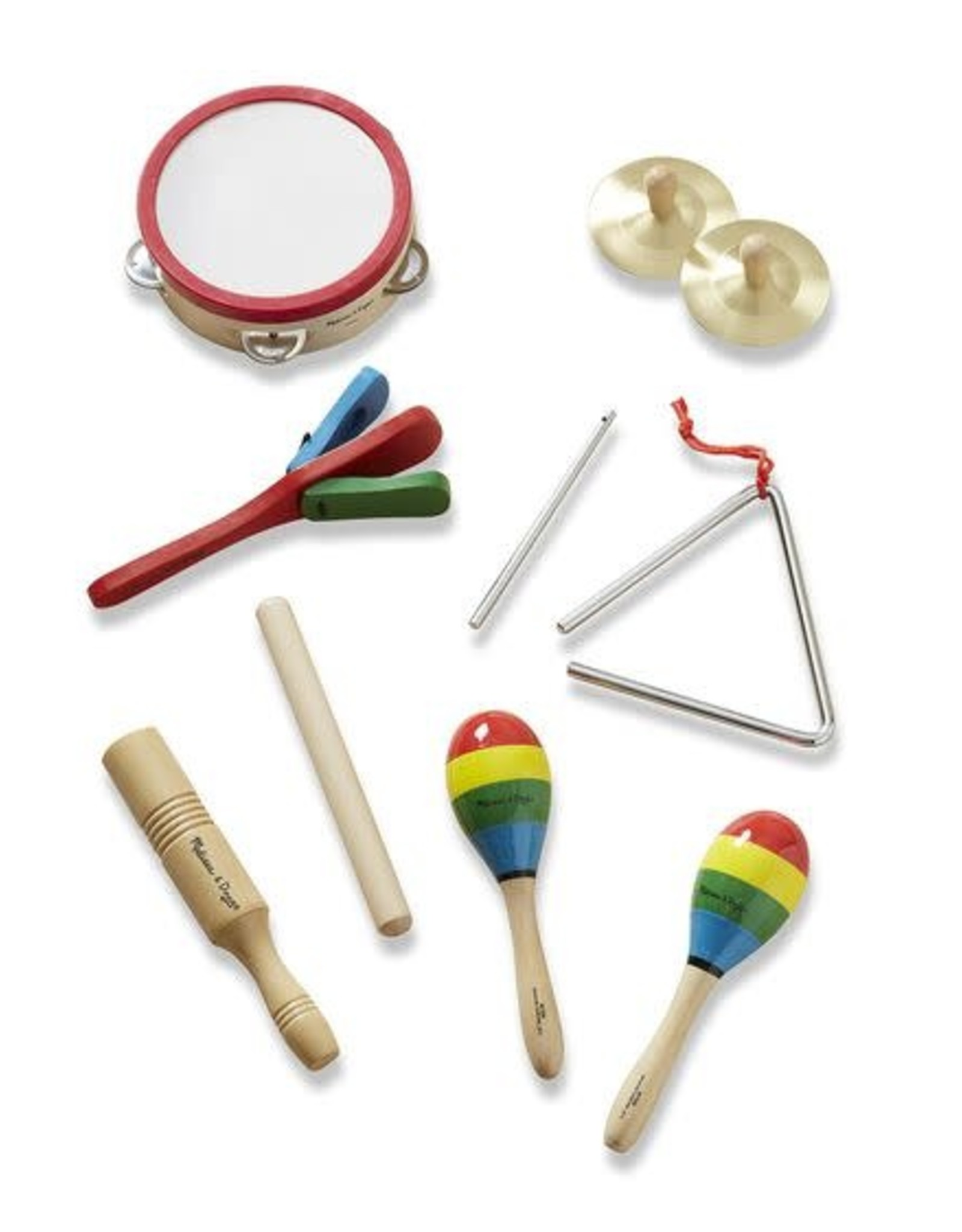 Melissa & Doug MD Band in a Box Clap