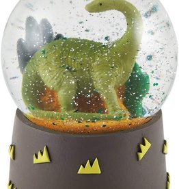 Floss & Rock Mini Snow Globe Dinosaur