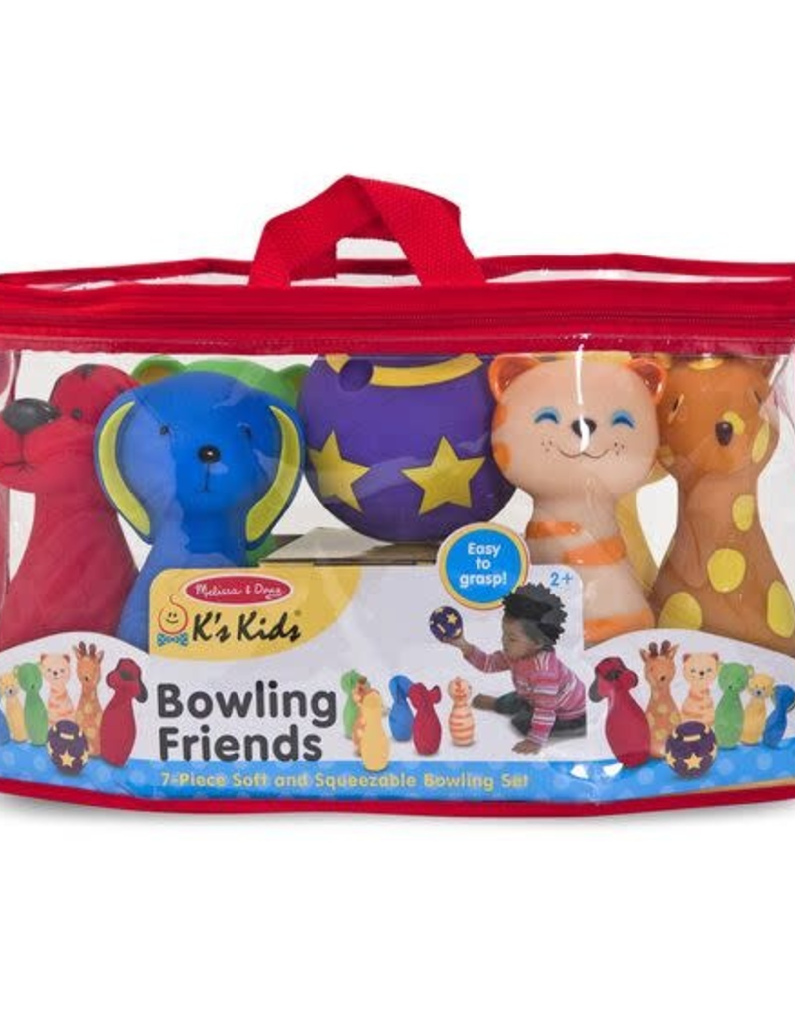 Melissa & Doug MD Bowling Friends