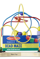 Melissa & Doug MD Classic Toy Bead Maze