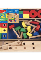 Melissa & Doug MD Construction Set in a Box