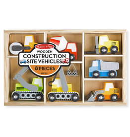 Melissa & Doug MD Construction Vehicles Box