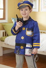 Melissa & Doug MD Costume Police Officer