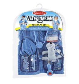 Melissa & Doug MD Costume Veterinarian