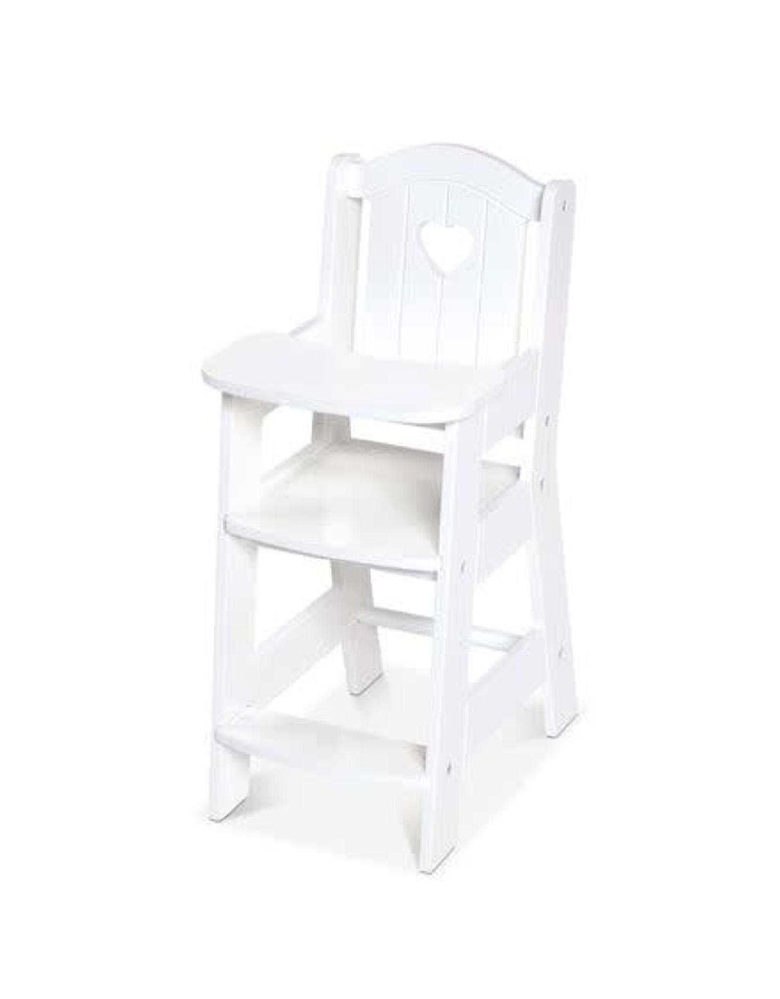 Melissa & Doug MD Doll High Chair