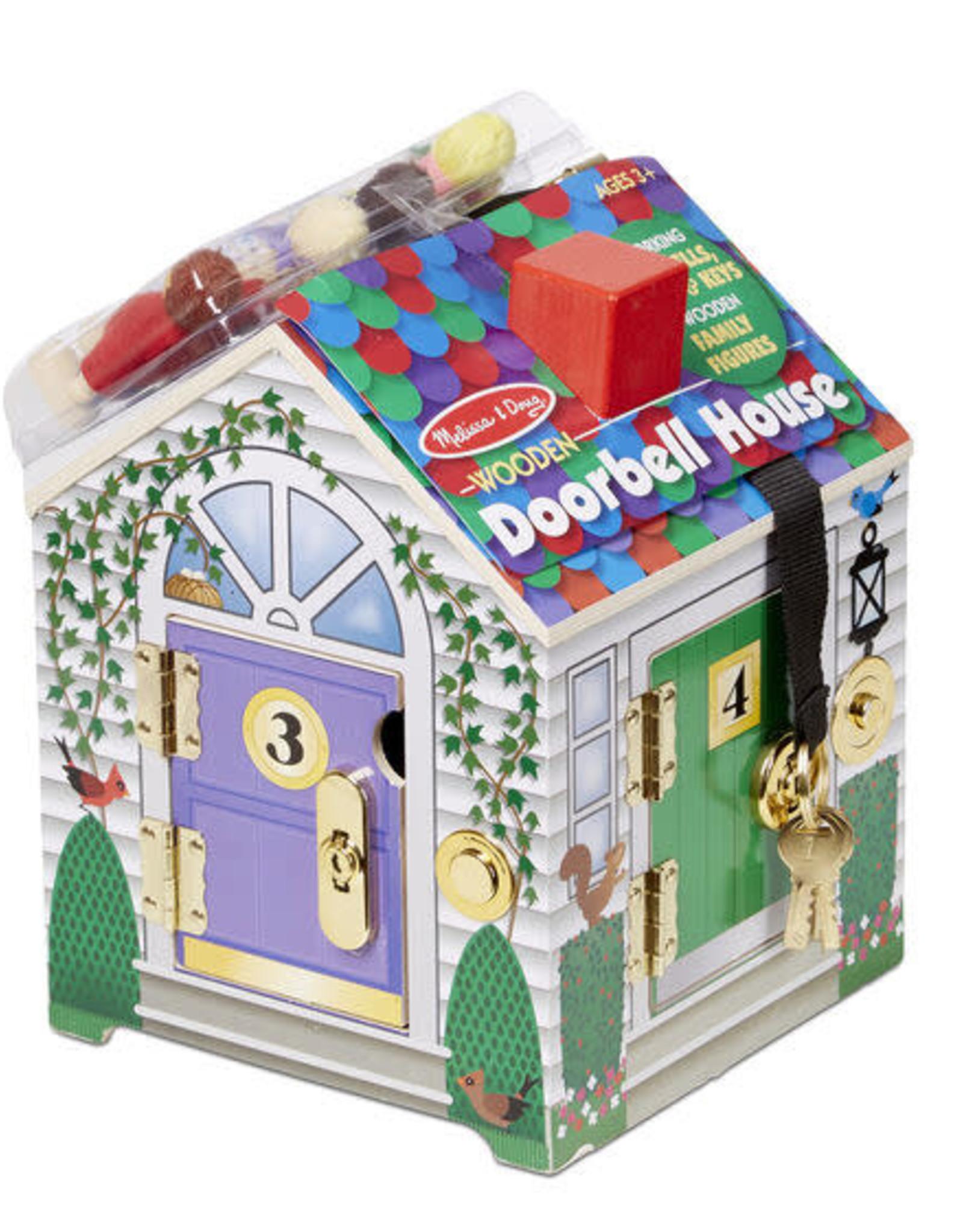 Melissa & Doug MD Doorbell House