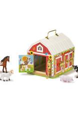Melissa & Doug MD Latches Barn