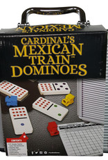 Cardinal Games Mexican Train Dominoes