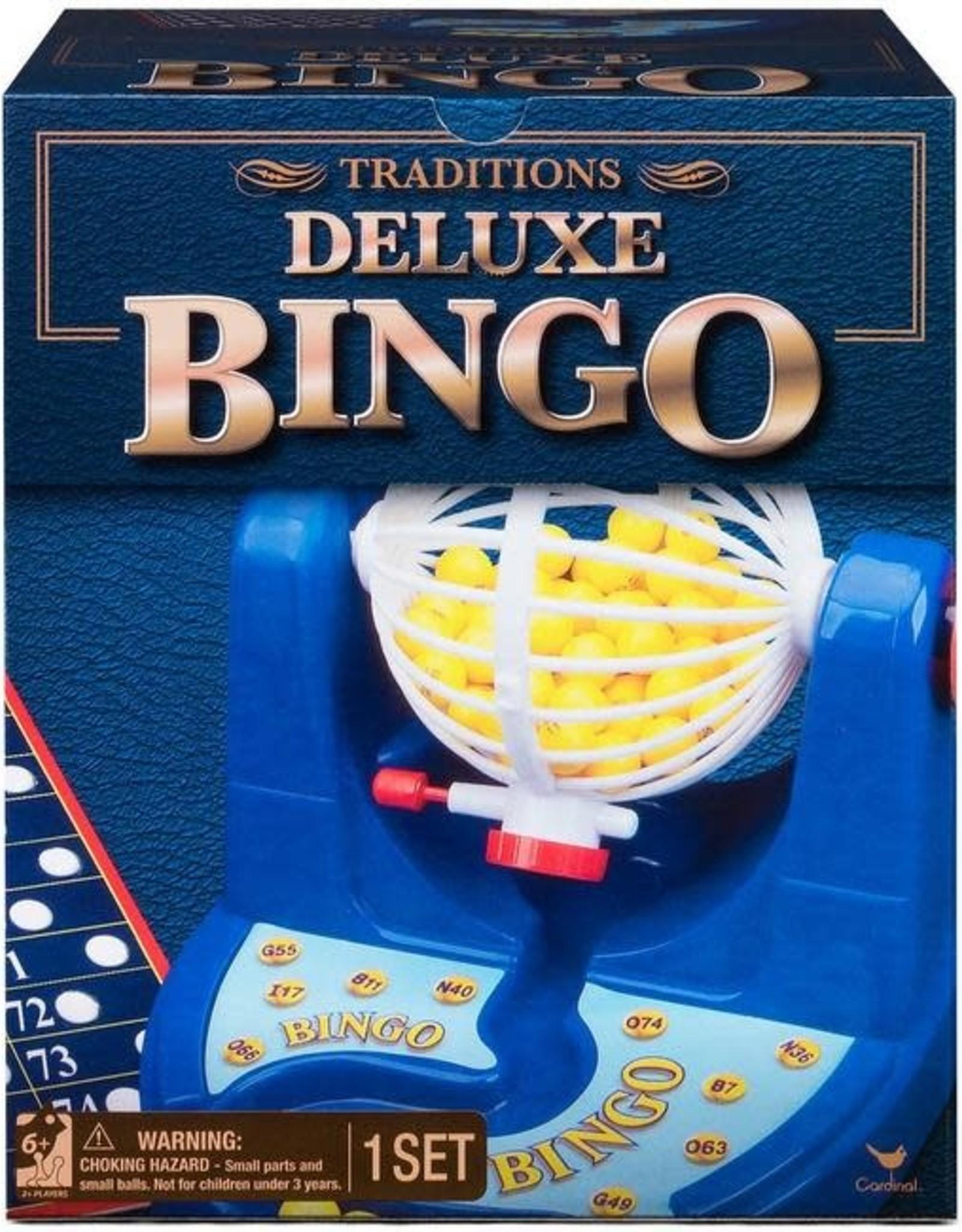 Traditions Deluxe Bingo Set