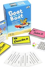 Big Potato Goat on a Boat Rhyming Party Game