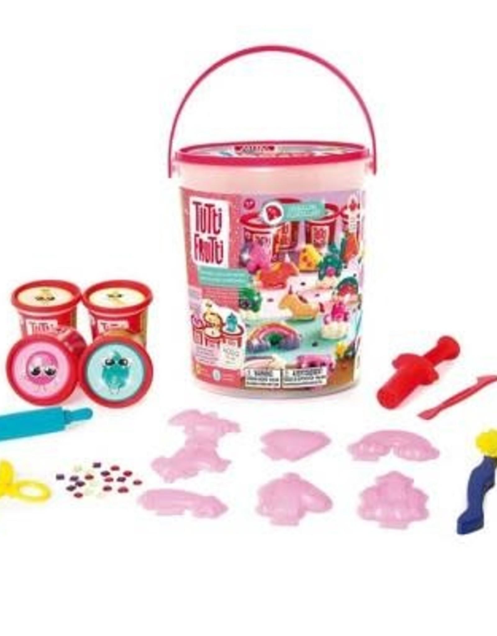 Tutti Frutti Clay Sparkling Unicorn Bucket