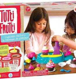 Tutti Frutti Clay Cupcake Factory