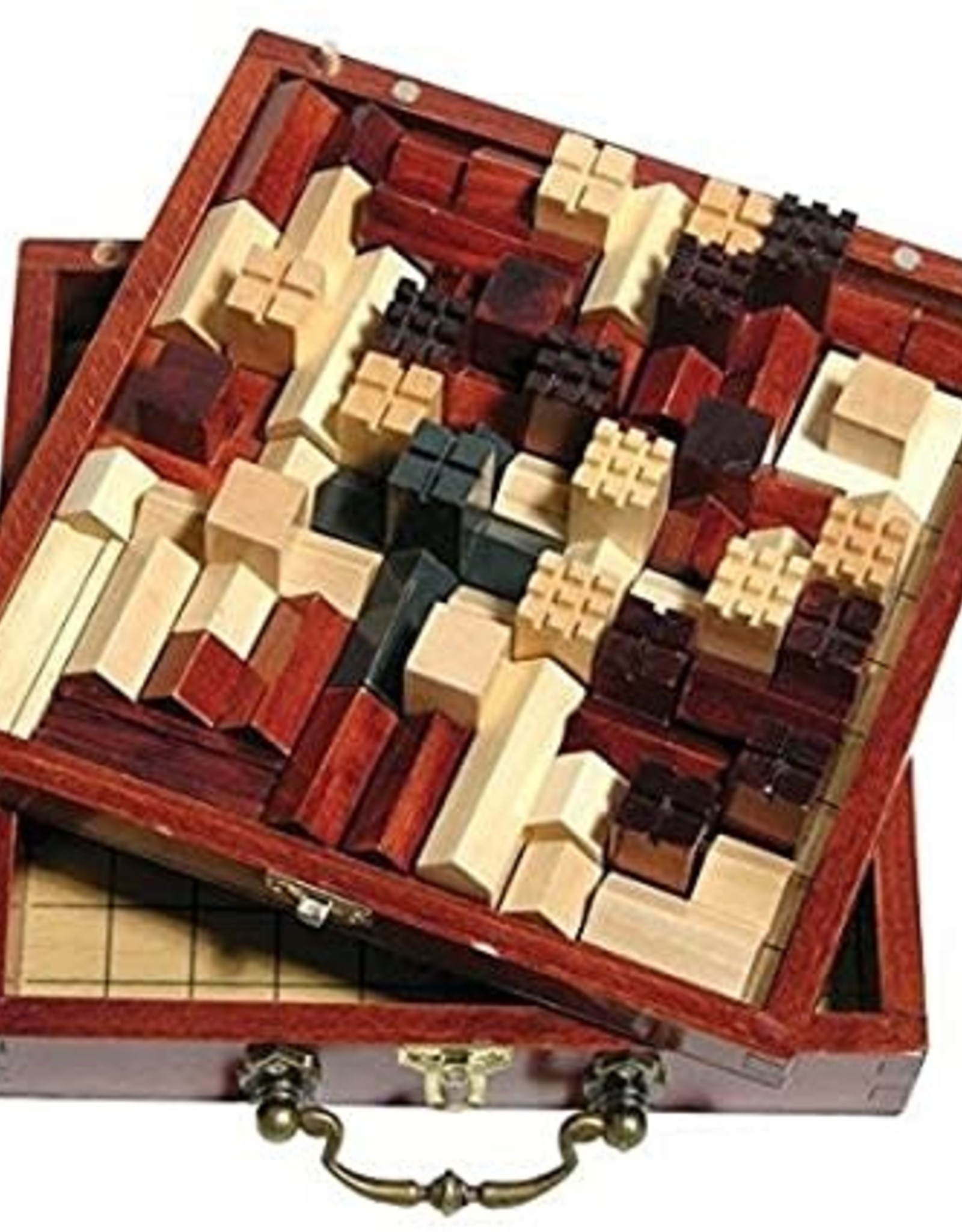 Family Games Cathedral Magnetic Travel Game