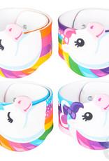 The Toy Network Slap Bracelet Unicorn