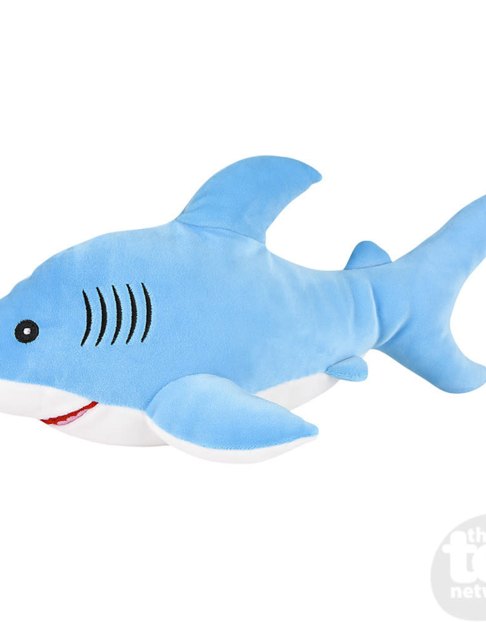 The Toy Network Shark Super Soft Blue