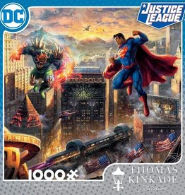 Ceaco 1000pc TK DC Comics Superman